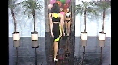 Retro, Swimsuit, Japanese show, Japanese tv show, Japanese gym, Asian gym