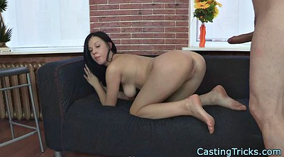 Casting anal, Big tits anal