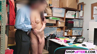 Office, Shoplifter, Shoplifting