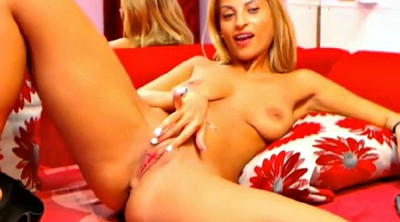 Blonde, Webcam strip