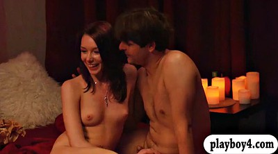 Swingers orgy, Playboy