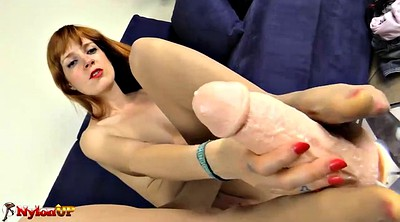 Pantyhose feet, Pantyhose sex