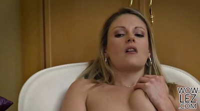 Samantha, Allie haze, Ally, Lesbian threesome