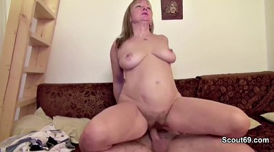 German, Mature casting