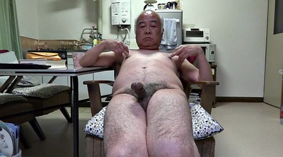Old man, Japanese handjob, Japanese granny, Nipple, Japanese old, Japanese man