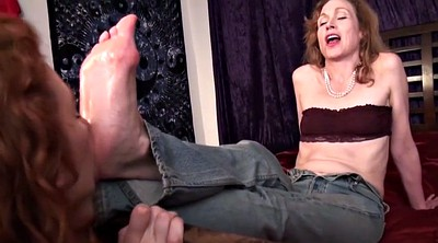 Aunt, Foot worship, Mature foot, Feet worship, Old lesbian, Aunt feet