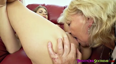 Mature, Hairy, Granny lesbian, Hairy granny, Granny ass, Lesbians ass licking