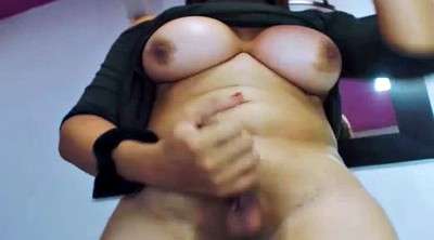 Shemales, Anal webcam