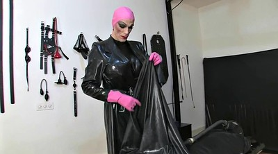Boots, Gloves, Latex bdsm, Glove, Controlled, Bizarre