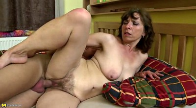 Mature, Taboo, Story, Hairy granny