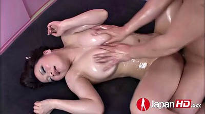 Japanese milf, Asian oil, Tit, Japanese chubby, Asian creampie, Chubby japanese