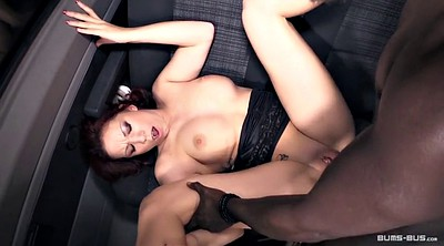 Small, Big black, Open, Open pussy