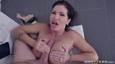 Titty fuck, Shay fox