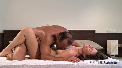 Hairy mature, Morning, Hairy mom, Moms bang, Mom hairy