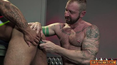 Bear, Dutch, Dildo anal