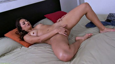 Bed, Solo milf, Milf solo, In bed