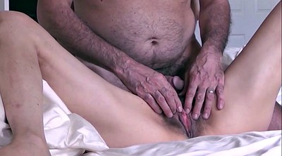 Mature, Wife, Mature hairy, Hubby
