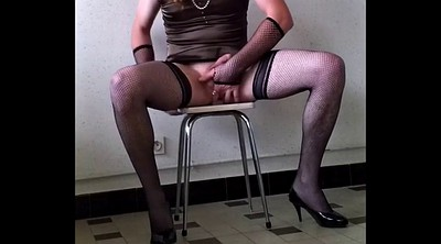 Crossdresser, Slave training, Crossdressing