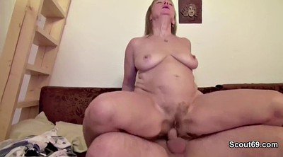 German, Hairy mature, Mature casting, German casting