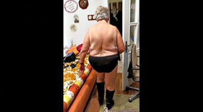 Compilations, Fatty, Picture, Granny compilation