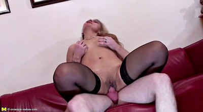 Mom anal, Super, Old and young, Mom mature, Fuck mom