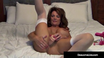 Squirt, Cougar anal, Cougars