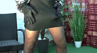 Crossdresser, Dress, Crossdress, Cross dress, Pantyhose heels, Cross-dressing