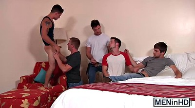 Hot guys fuck, Group sex, Hot guys