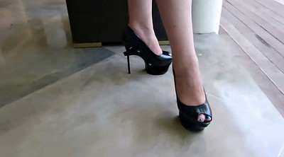 High heels, High heels fetish