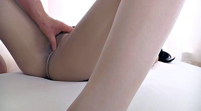 Japanese pantyhose, Teen hairy