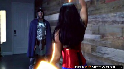 Analized, Wonder woman, Blowjob anal