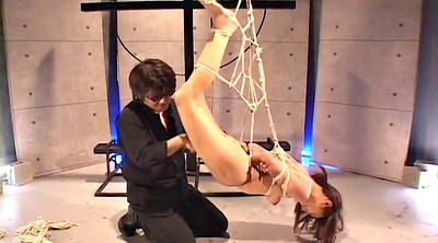 Tied, Japanese bondage, Hanging