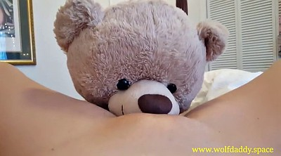 Cosplay, Bear, Eat, Mature squirting, Mature squirt, Hardcore squirt