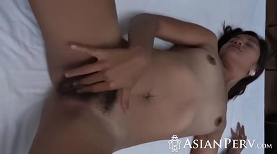 Asian hairy pussy
