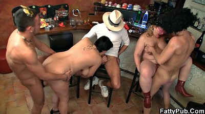 Party, Bbw gangbang