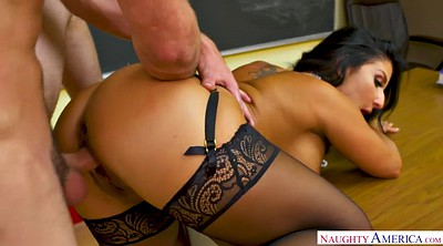 Raven hart, Raven, Teachers
