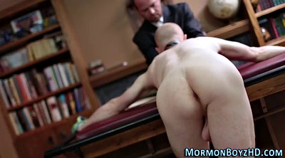 Mormon, Bound, Gay young