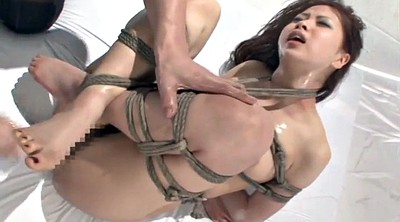Asian bondage, Tied up and fucked, Tied