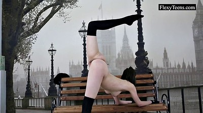 Flexible, Gymnastics