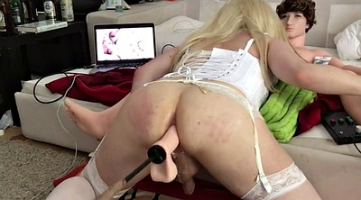Machine, Masturbation machine, Self, Sexdoll, Anal masturbation, Anal machine