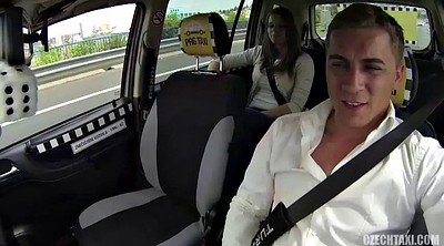 Czech, Czech amateurs, Czech taxi