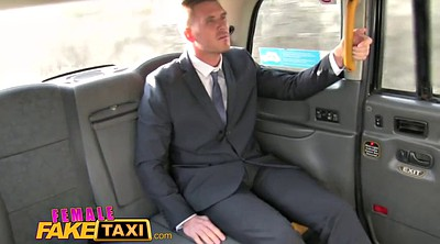Fake taxi, Worker, Surprise, Fake tits