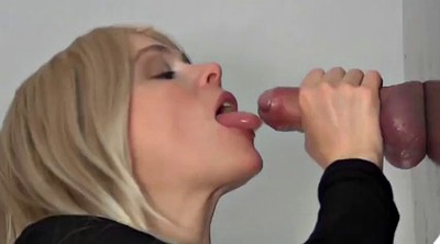 Handjob, Glory hole