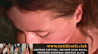 Casting anal