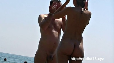 Nudist, Naked beach