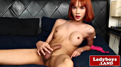 Ladyboy, Climax, Shemale asian