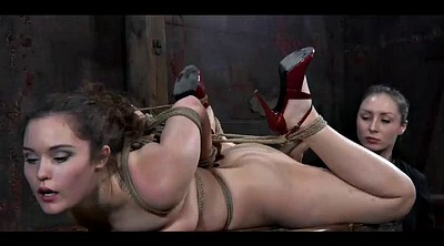 Girl, Fetish, Bound