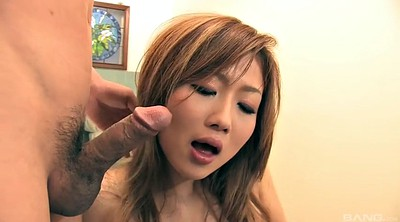 Japanese, Japanese threesome, Sex shower, Long pussy, Asian threesome