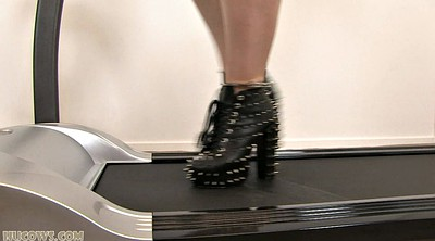 High, High heels, Run, Bbw bdsm