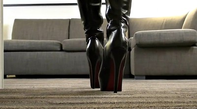 Boots, Boot, Catsuit
